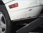 Einsatzfoto Verkehrsunfall mit Personenschaden
