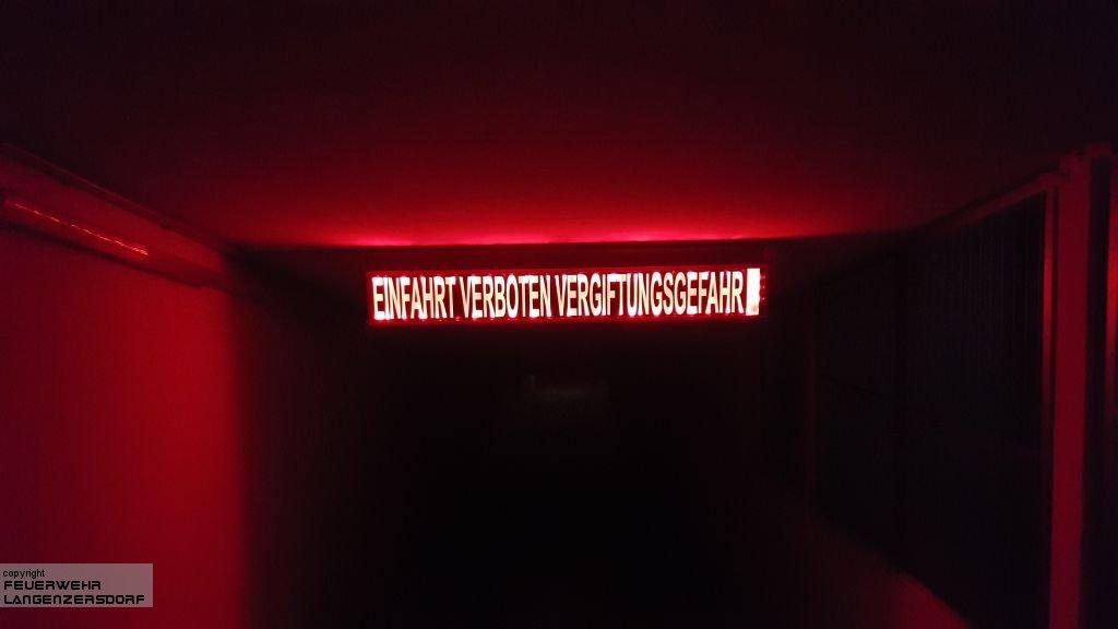 Einsatzfoto CO-Alarm auf Grund von Stromausfall